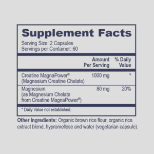 Magna Creatine (Brain & Athletic Boost)