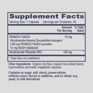 Pro NADH NR (Energy Boost)