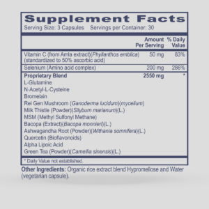 Glutathione Accelerator