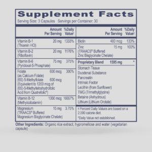 MTHFR/MTR/MTRR & BHMT Assist (Methyl Boost +)