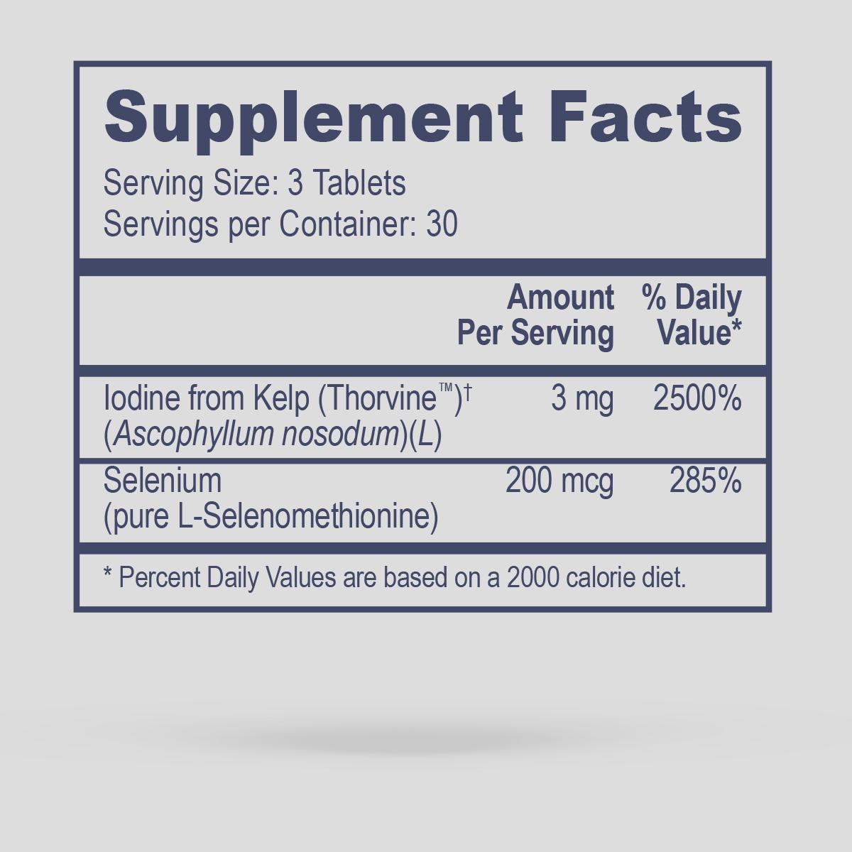 Selenometh-Iodine