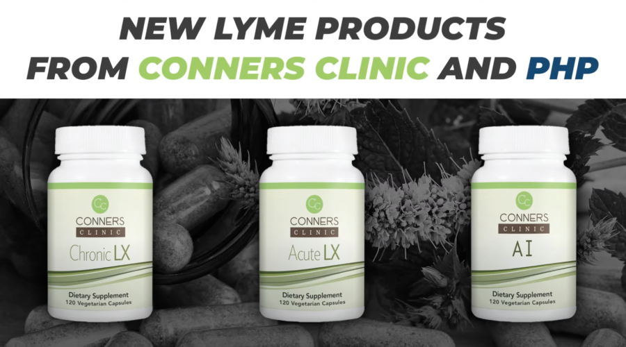 New Lyme Products Custom Formulated by Dr Conners