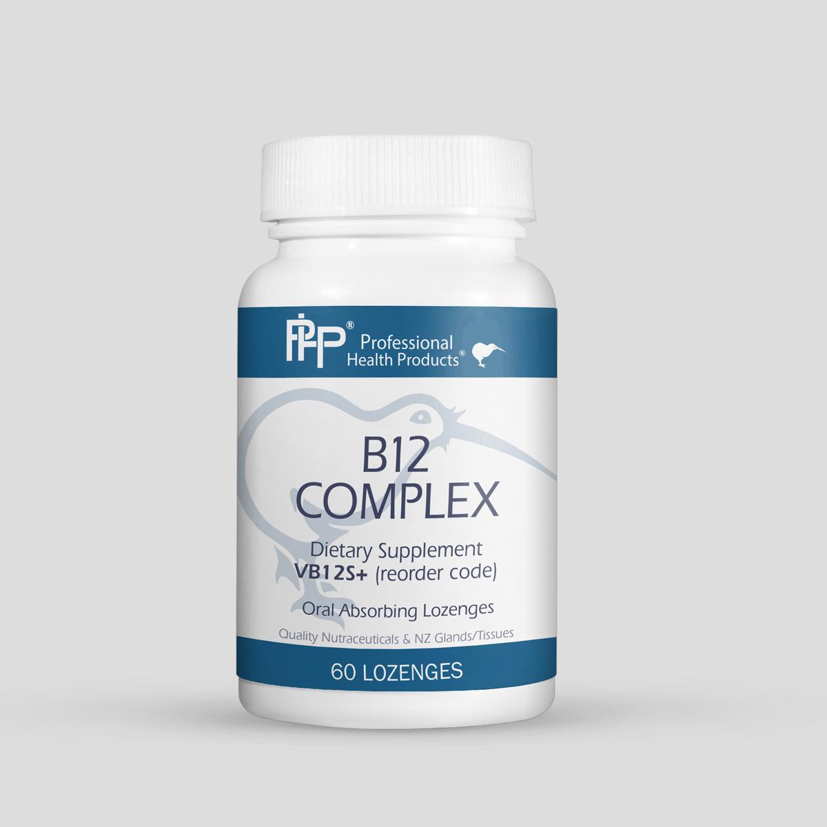 B12 Complex Dissolving Chewable