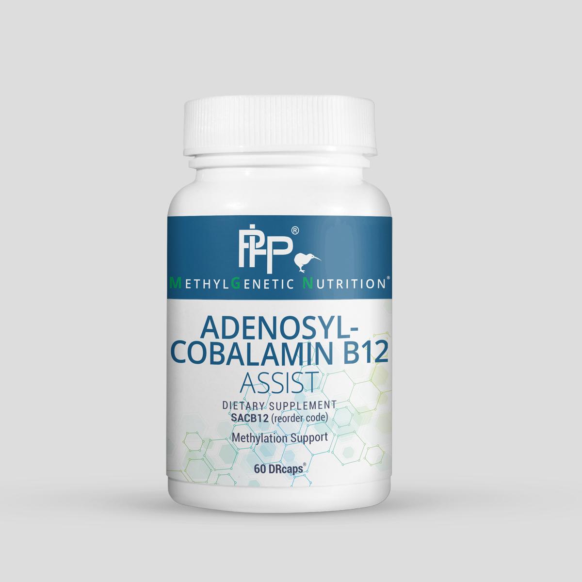 Adenosyl-Cobalamin B12 Assist